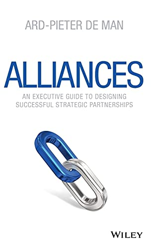 9781118486399: Alliances: An Executive Guide to Designing Successful Strategic Partnerships