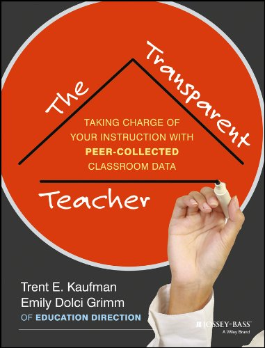 9781118487174: The Transparent Teacher: Taking Charge of Your Instruction with Peer-Collected Classroom Data