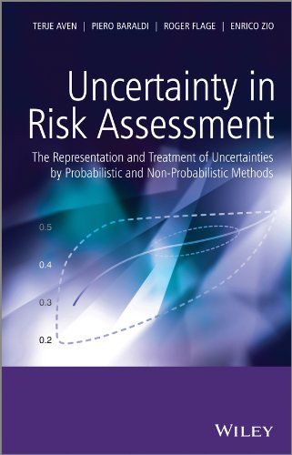 9781118489581: Uncertainty in Risk Assessment: The Representation and Treatment of Uncertainties by Probabilistic and Non-Probabilistic Methods
