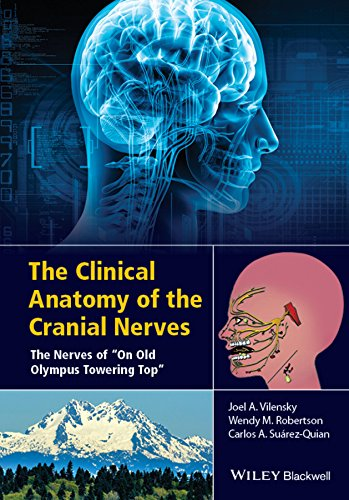 """The Clinical Anatomy of the Cranial Nerves: The Nerves of """"On Old Olympus Towering Top"""": ..."""