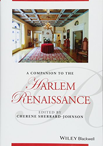 9781118494066: A Companion to the Harlem Renaissance (Blackwell Companions to Literature and Culture)