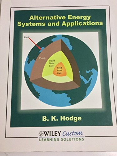 9781118494851: Alternative Energy Systems and Applications .