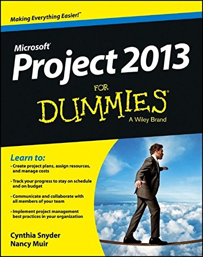 9781118496398: Project 2013 For Dummies