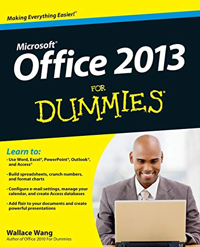 9781118497159: Office 2013 For Dummies