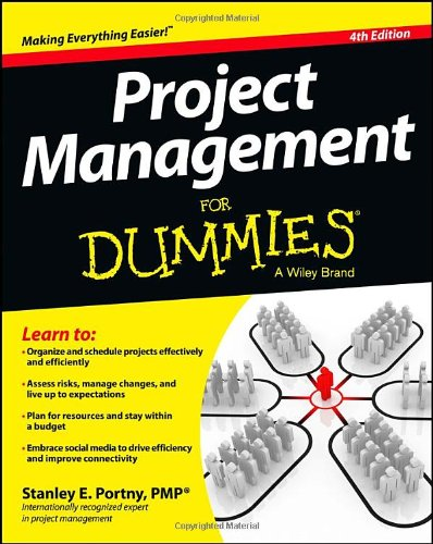 9781118497234: Project Management For Dummies