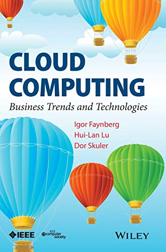 9781118501214: Cloud Computing: Business Trends and Technologies