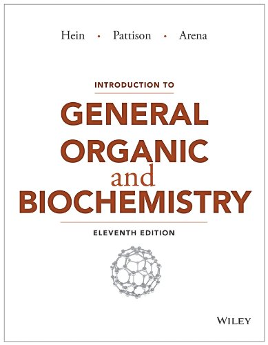 9781118501894: Introduction to General, Organic, and Biochemistry 11E