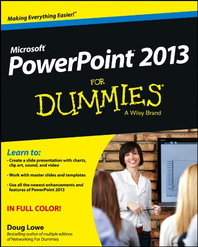 9781118502532: PowerPoint 2013 For Dummies