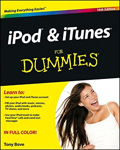 9781118508640: iPod and iTunes For Dummies