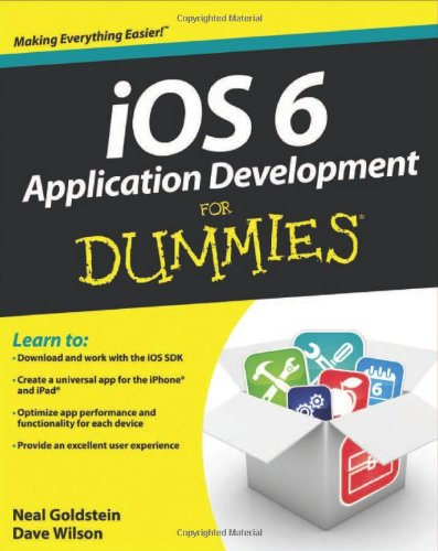 9781118508800: iOS 6 Application Development For Dummies