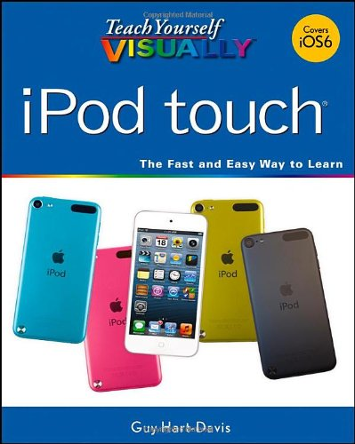 9781118510445: Teach Yourself VISUALLY iPod touch