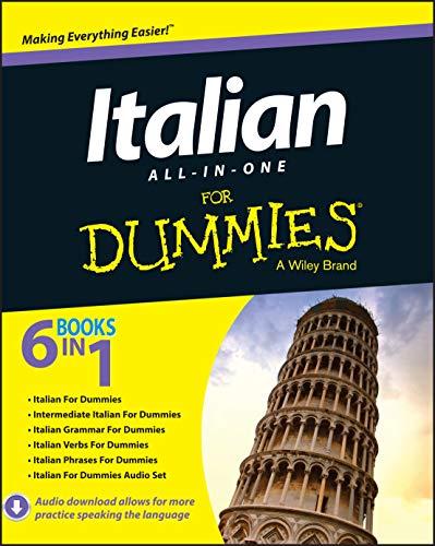 9781118510605: Italian AIO FD (For Dummies)