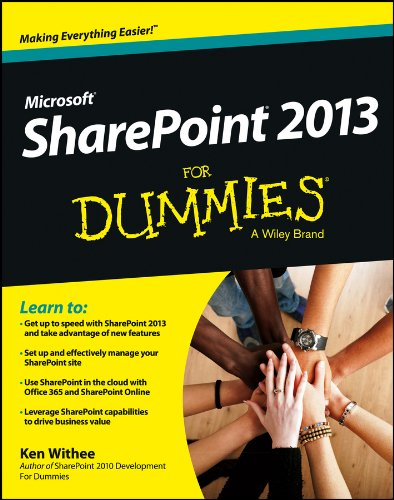 9781118510711: SharePoint 2013 For Dummies