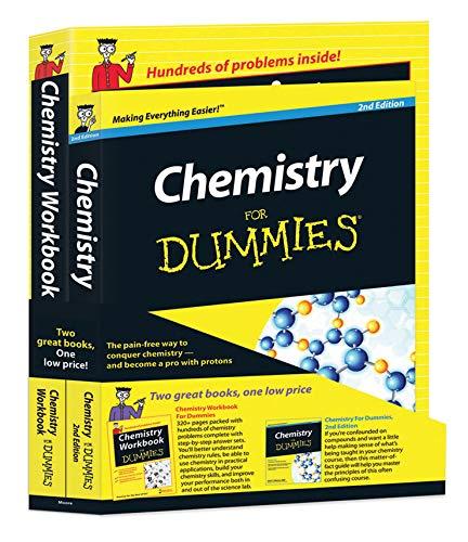 9781118513279: Chemistry For Dummies, Science Bundle