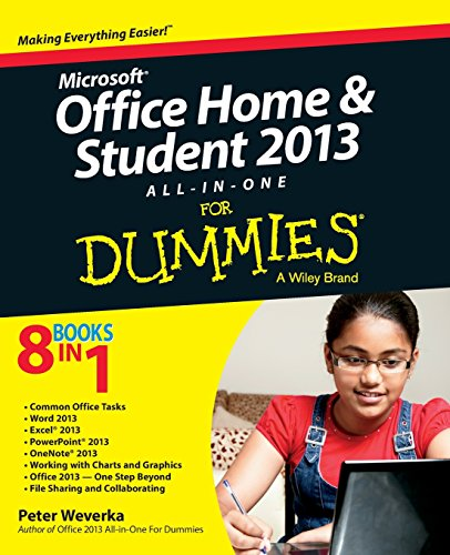 9781118516379: Office Home & Student 2013 All-In-One for Dummies
