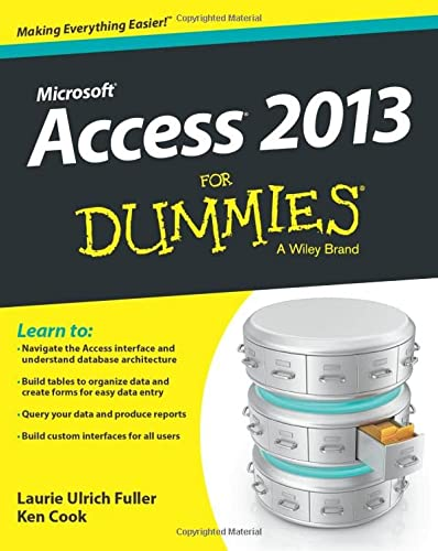 9781118516386: Access 2013 For Dummies