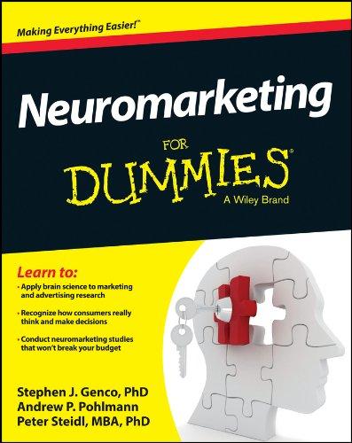 9781118518588: Neuromarketing For Dummies