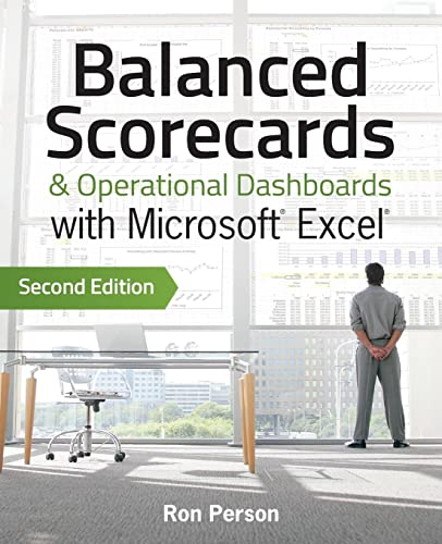 9781118519653: Balanced Scorecards and Operational Dashboards with Microsoft Excel