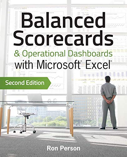 9781118519653: Balanced Scorecards & Operational Dashboards with Microsoft Excel