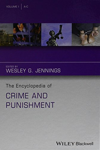 The Encyclopedia of Crime and Punishment: Jennings, Wesley G.