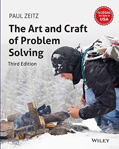 9781118523131: The Art and Craft of Problem Solving