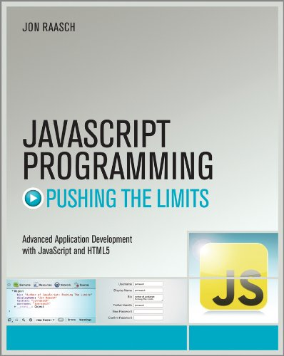 9781118524565: JavaScript Programming: Pushing the Limits