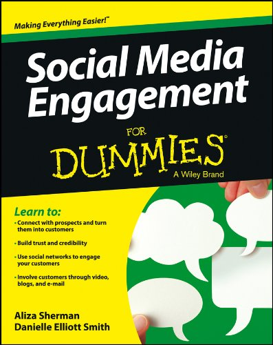 9781118530191: Social Media Engagement For Dummies
