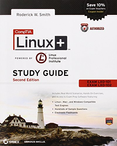9781118531747: CompTIA Linux+ Study Guide: Exams LX0-101 and LX0-102