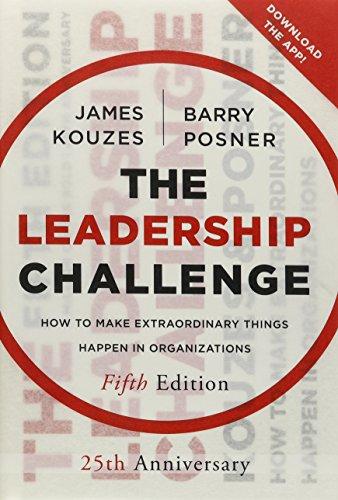 9781118532621: The Leadership Challenge Workshop: Participant Set With Tlc5