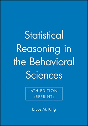 9781118532638: Statistical Reasoning in the Behavioral Sciences