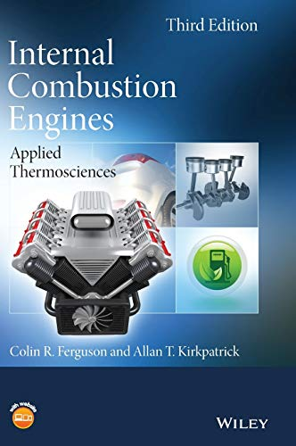 9781118533314: Internal Combustion Engines: Applied Thermosciences