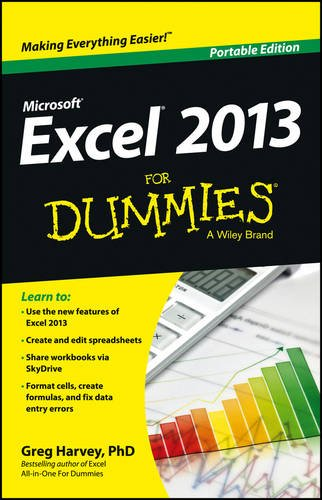 9781118534380: Excel 2013 For Dummies