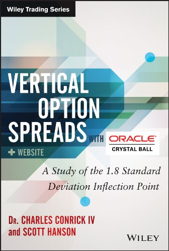 9781118537008: Vertical Option Spreads: A Study of the 1.8 Standard Deviation Inflection Point + Website (Wiley Trading)