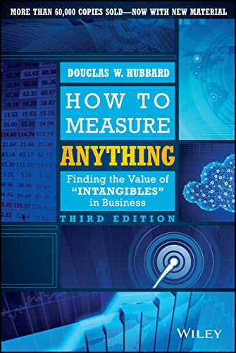 9781118539279: How to Measure Anything: Finding the Value of Intangibles in Business