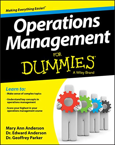 9781118551066: Operations Management For Dummies