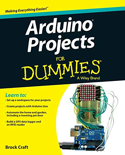 9781118551479: Arduino Projects For Dummies