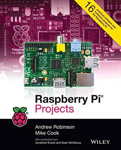 9781118555439: Raspberry Pi Projects