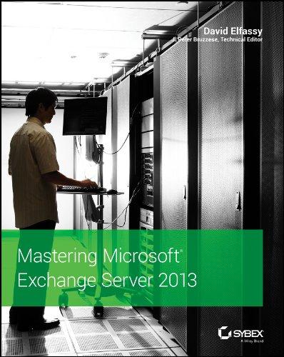 9781118556832: Mastering Exchange Server 2013