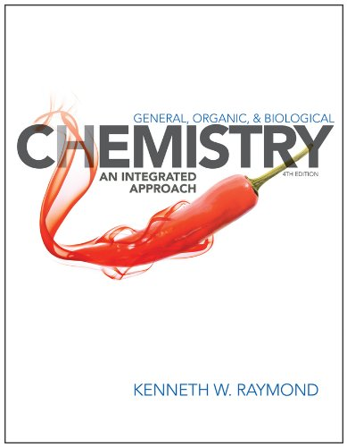 9781118566343: General Organic and Biological Chemistry: An Integrated Approach 4e + WileyPLUS Registration Card