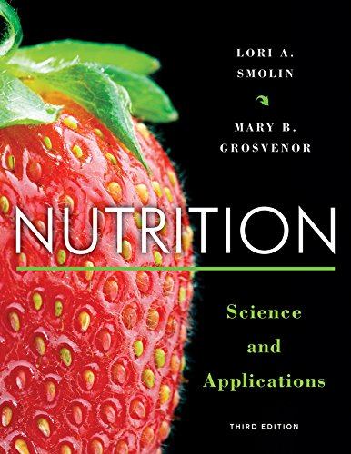 9781118566350: Nutrition: Science and Applications 3e + WileyPLUS Registration Card