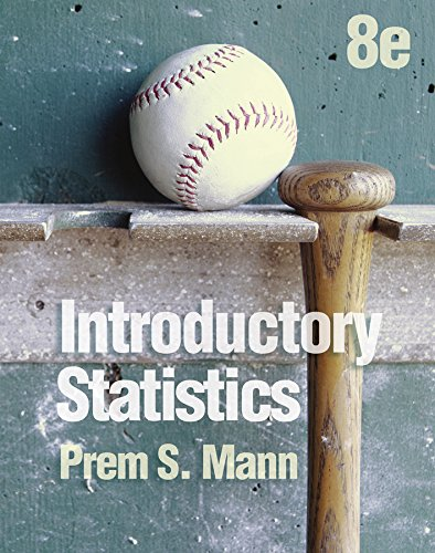 9781118566718: Introductory Statistics, 8e WileyPLUS Student Package (Wiley Plus Products)