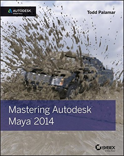 9781118574966: Mastering Autodesk Maya 2014: Autodesk Official Press