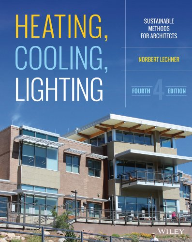 9781118582428: Heating, Cooling, Lighting: Sustainable Design Methods for Architects