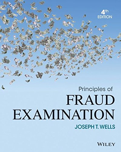 9781118582886: Principles of Fraud Examination