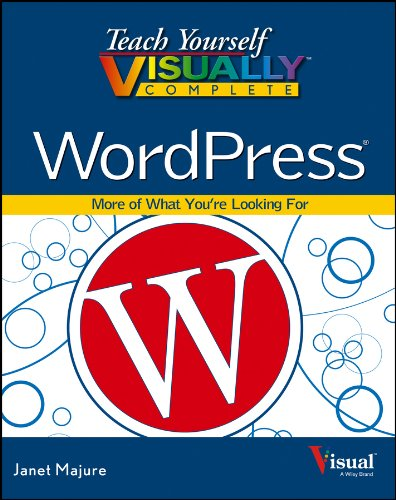 9781118583951: Teach Yourself VISUALLY Complete WordPress (Teach Yourself VISUALLY (Tech))