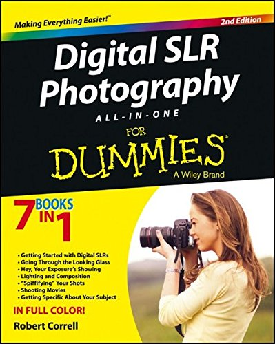 9781118590829: Digital SLR Photography All-in-One For Dummies