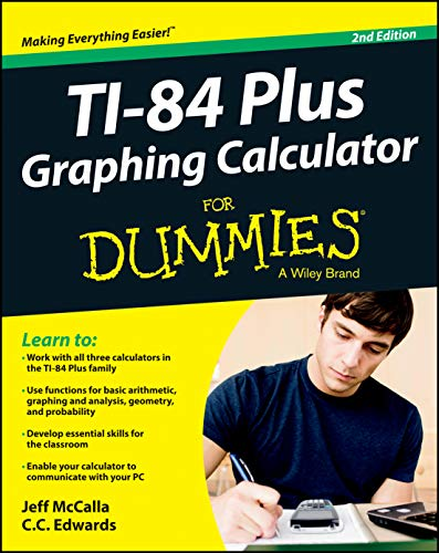 9781118592151: Ti-84 Plus Graphing Calculator for Dummies, 2E