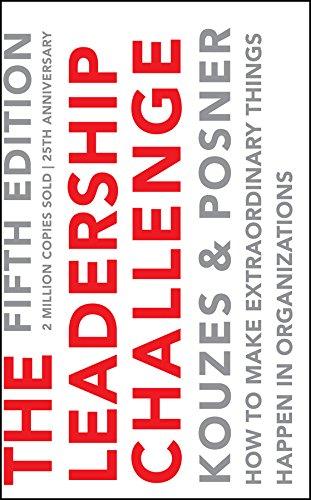 9781118596999: The Leadership Challenge: How to Make Extraordinary Things Happen in Organizations (J–B Leadership Challenge: Kouzes/Posner)