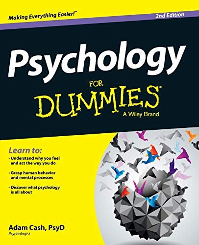 9781118603598: Psychology For Dummies
