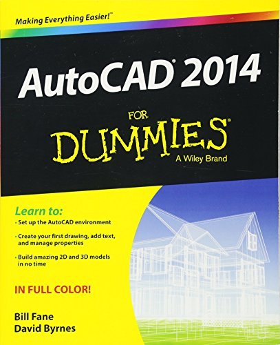 9781118603970: AutoCAD 2014 For Dummies